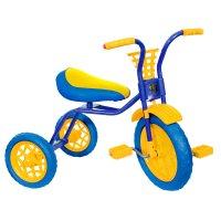 Велосипед детский Зубренок (синяя рама)