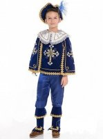 Карнавальный костюм Мушкетер-1 рост 116-128