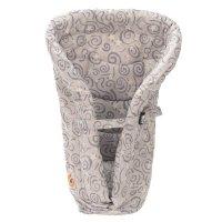 Вкладыш для новорожденных в рюкзак Ergobaby  серый