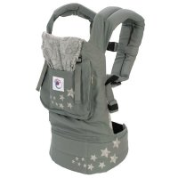 Эргорюкзак Ergobaby Galaxy Grey серый, до 18 кг