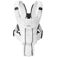 Рюкзак - кенгуру BabyBjorn Synergy белый, до 12 кг