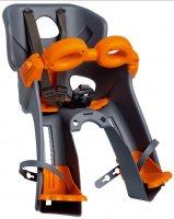 Велокресло детское Bellelli Freccia SportFix, переднее, рама