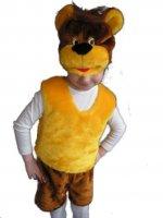 Карнавальный костюм Медвежонок-2 рост 110-116