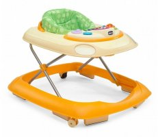 Ходунки Chicco Band Baby Walker пианино