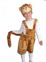 Карнавальный костюм Обезьянка-2 рост 116-128