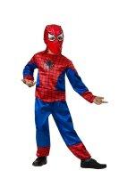 Карнавальный костюм Человек - Паук рост 110-116