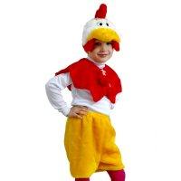 Карнавальный костюм Петушок рост 110-122