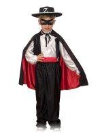 Карнавальный костюм Зорро-2 рост 128-134