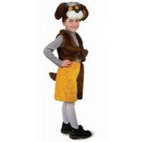 Карнавальный костюм Собачка (Щенок) рост 104-110