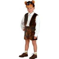 Карнавальный костюм Медвежонок-3 рост 104-116