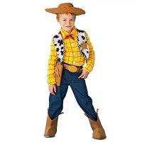 Карнавальный костюм Шериф Вуди рост 104-110