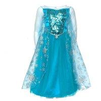 Карнавальный костюм Эльза-2 рост 122-134