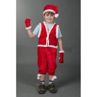 Карнавальный костюм Гномик-4 рост 104-116
