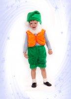 Карнавальный костюм Гномик-2 рост 104-110