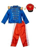 Карнавальный костюм Гусар-1 рост 122-128