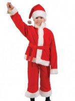 Карнавальный костюм Санта Клаус-3 рост 116-128