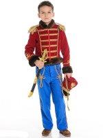 Карнавальный костюм Гусар-3 рост 122-128