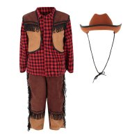 Карнавальный костюм Ковбой-3 рост 128-134