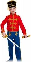 Карнавальный костюм Гусар-4 рост 128-134