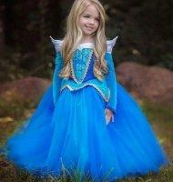 Карнавальный костюм Эльза-3 рост 116-122