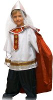 Карнавальный костюм Богатырь рост 128-140
