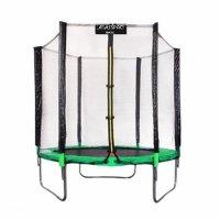 Батут с сеткой Atlas Sport 183 см зеленый